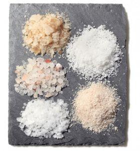 sare, tipuri de sare