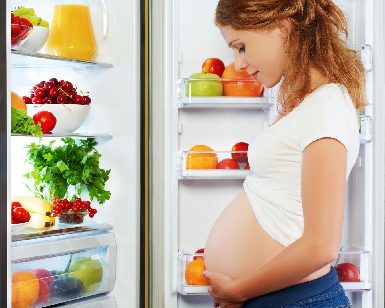 Alimentatia mamei in timpul sarcinii